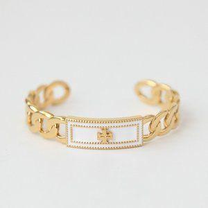 🔥Tory Burch Simple enamel glaze bracelet
